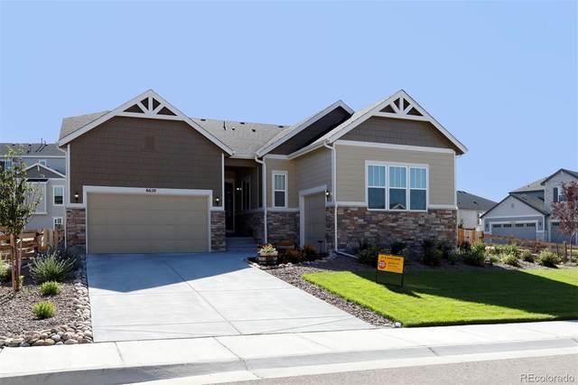 6650 S Coolidge Court, Aurora, CO 80016 (#4323712) :: My Home Team