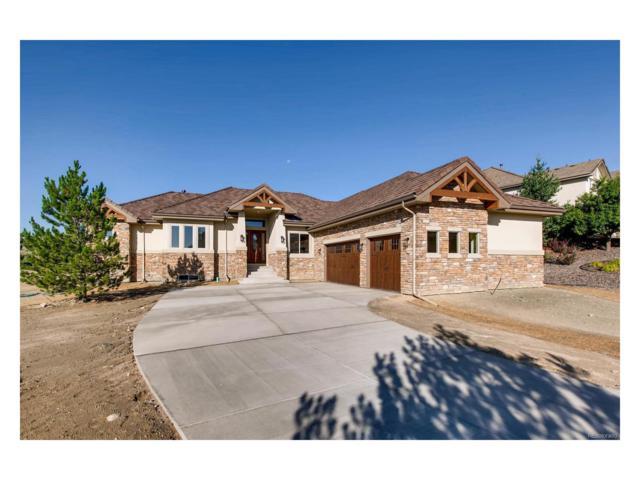 5561 Rim View Place, Parker, CO 80134 (MLS #4327898) :: 8z Real Estate