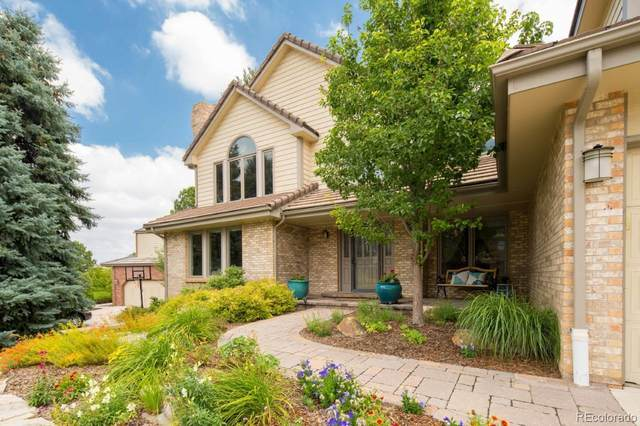 9398 Pinyon Trail, Lone Tree, CO 80124 (#4330696) :: The Brokerage Group