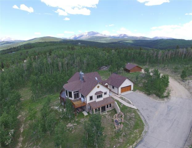 1150 Platte River Drive, Fairplay, CO 80440 (#4335330) :: The DeGrood Team