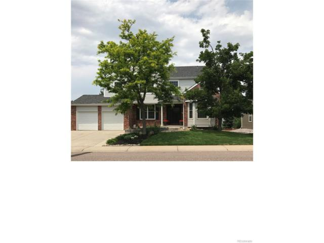 821 Hughes Lane, Highlands Ranch, CO 80126 (#4354005) :: The Griffith Home Team