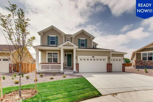 16327 Josephine Place, Thornton, CO 80602 (#4359517) :: The Peak Properties Group