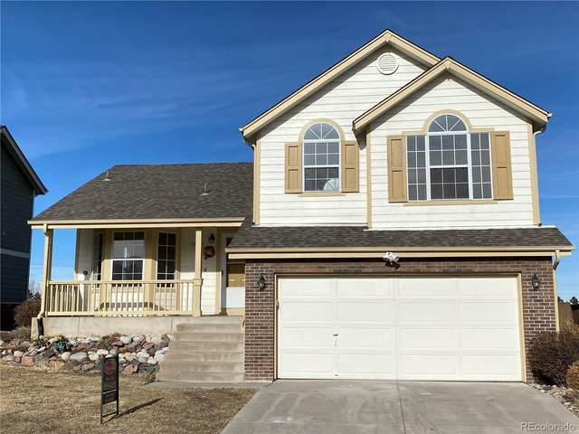 1065 Cobblestone Drive, Highlands Ranch, CO 80126 (#4362447) :: The Griffith Home Team