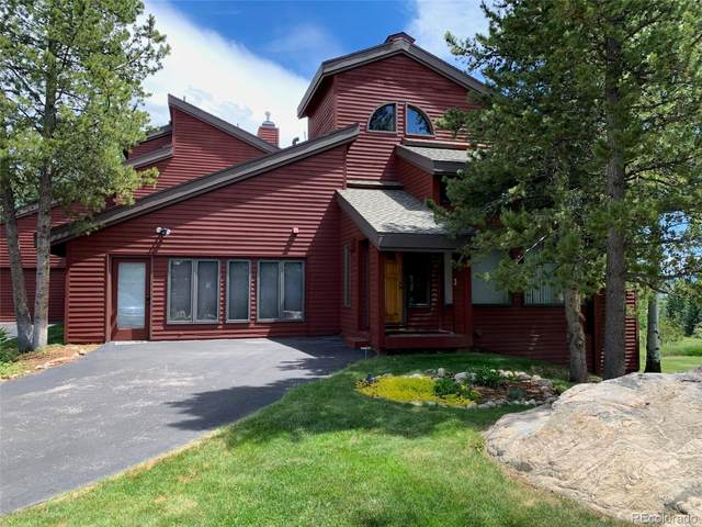 1131 Redwoods Drive #7013, Steamboat Springs, CO 80487 (#4396105) :: Compass Colorado Realty