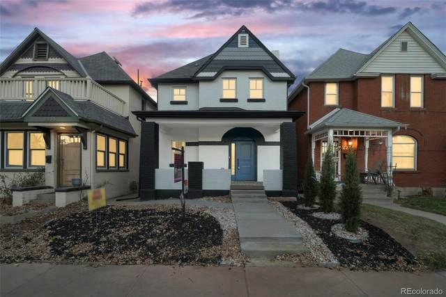 229 S Ogden Street, Denver, CO 80209 (MLS #4397121) :: 8z Real Estate