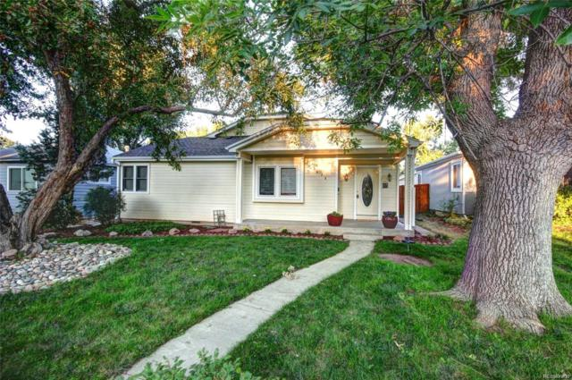 2628 S Adams Street, Denver, CO 80210 (MLS #4413136) :: 8z Real Estate