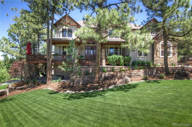 5188 Horned Owl Way, Parker, CO 80134 (#4415266) :: Bring Home Denver with Keller Williams Downtown Realty LLC