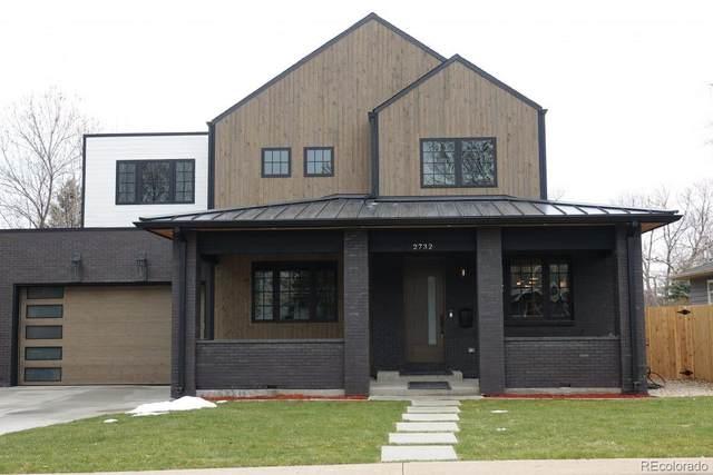 2732 S Jackson Street, Denver, CO 80210 (#4436179) :: The Griffith Home Team