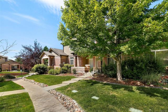 6490 Silver Mesa Drive C, Highlands Ranch, CO 80130 (#4438349) :: The Peak Properties Group