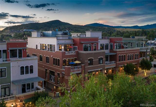 703 Lincoln Avenue B309, Steamboat Springs, CO 80487 (#4444627) :: Mile High Luxury Real Estate