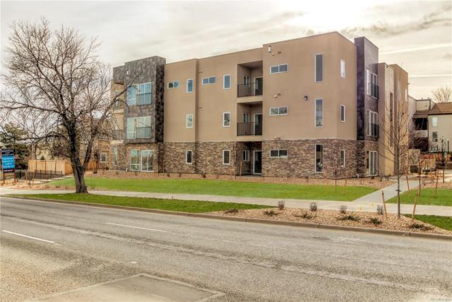 14936 E Hampden Avenue #202, Aurora, CO 80014 (#4460982) :: The HomeSmiths Team - Keller Williams