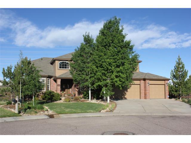 600 Sundance Place, Castle Pines, CO 80108 (MLS #4471273) :: 8z Real Estate