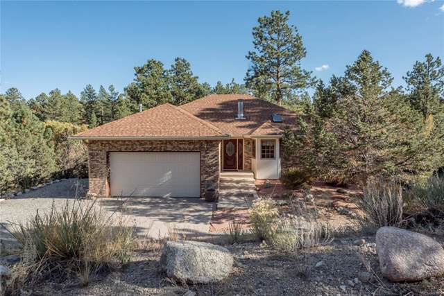 21942 Hancock Lane, Nathrop, CO 81236 (#4480117) :: Compass Colorado Realty