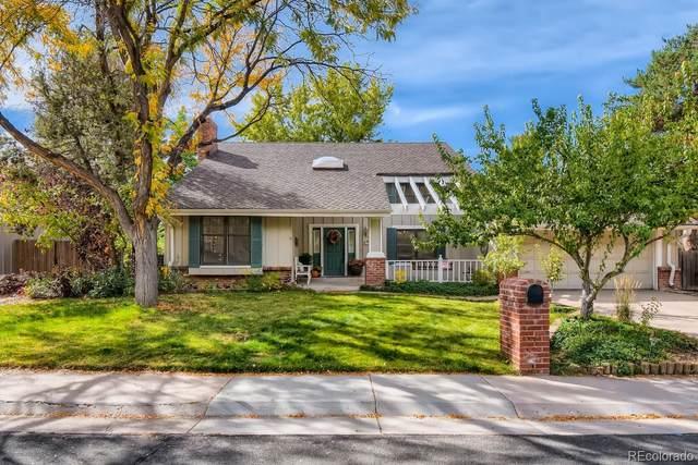 3738 E Geddes Place, Centennial, CO 80122 (#4486479) :: iHomes Colorado