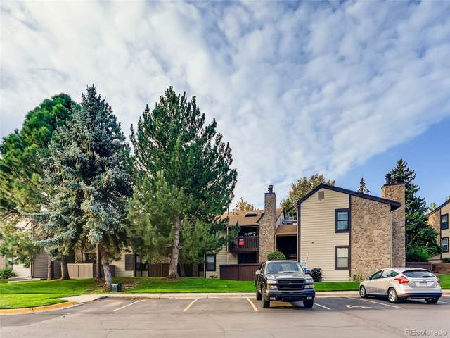 7780 W 87th Drive F, Arvada, CO 80005 (#4494615) :: Chateaux Realty Group