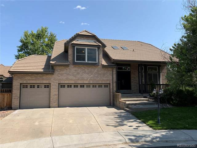 11508 Juniper Lane, Parker, CO 80138 (#4495467) :: The Gilbert Group