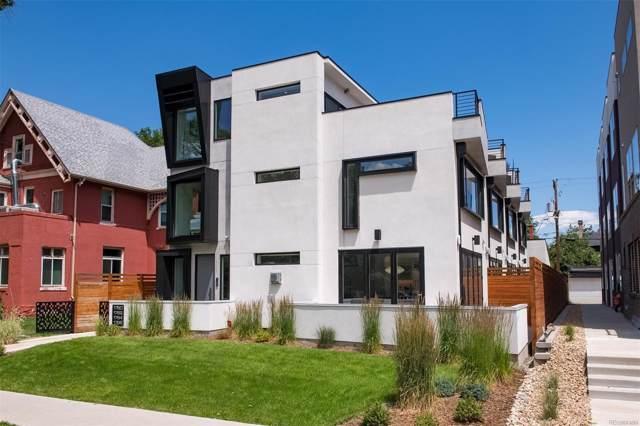 1760 N Williams Street, Denver, CO 80218 (#4502185) :: True Performance Real Estate