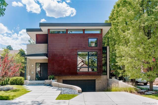 421 Dexter Street, Denver, CO 80220 (MLS #4502583) :: 8z Real Estate