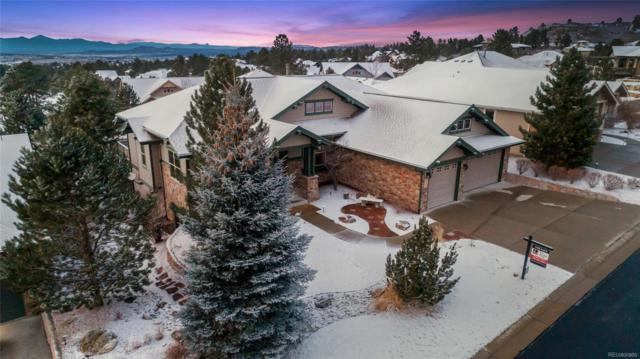 2772 Hawk Point Court, Castle Rock, CO 80104 (#4511742) :: Compass Colorado Realty