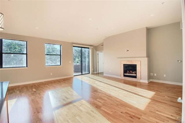 360 S Lafayette Street #404, Denver, CO 80209 (MLS #4513203) :: 8z Real Estate
