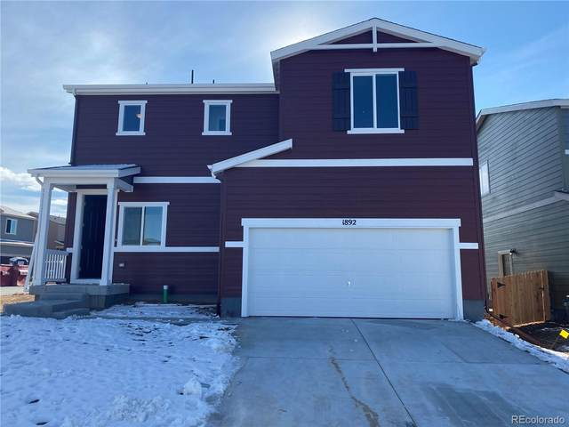 1892 Gold Pan Avenue, Fort Lupton, CO 80621 (MLS #4516775) :: 8z Real Estate