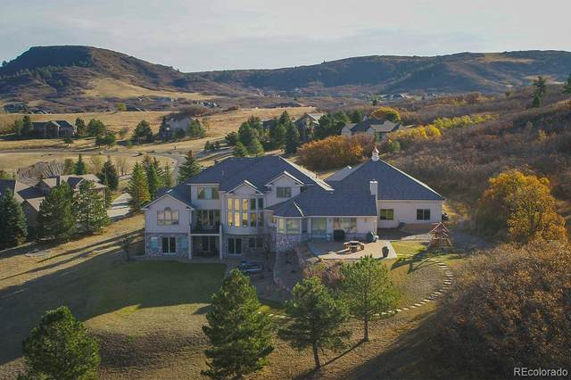 4750 Starfire Circle, Castle Rock, CO 80104 (#4524391) :: iHomes Colorado