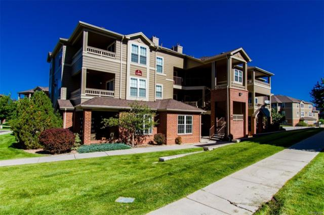 12896 Ironstone Way #204, Parker, CO 80134 (#4531592) :: The Griffith Home Team