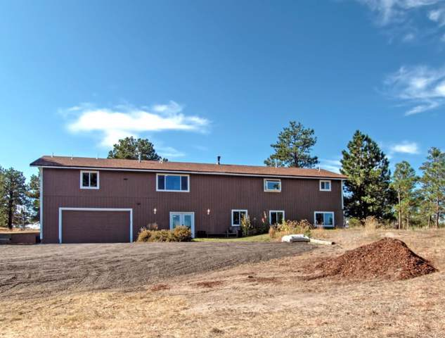 29495 County Road 93, Ramah, CO 80832 (#4536397) :: The DeGrood Team