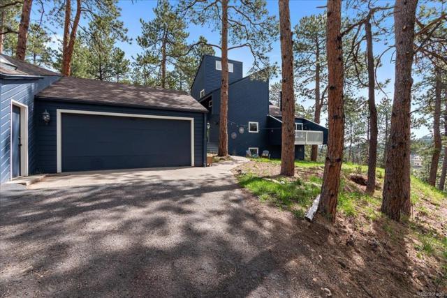 30317 Lewis Ridge Road, Evergreen, CO 80439 (#4541961) :: House Hunters Colorado