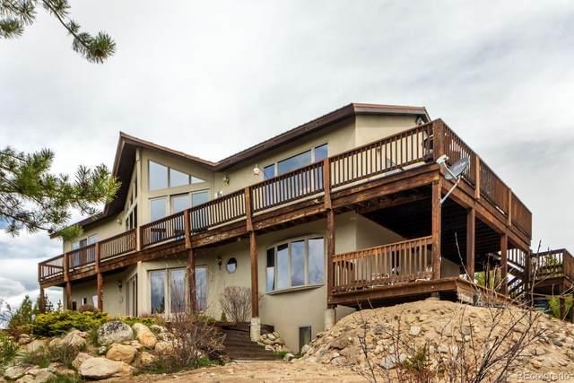110 County Road 4454, Grand Lake, CO 80447 (#4599058) :: Finch & Gable Real Estate Co.