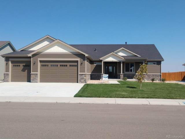 107 11th Avenue, Wiggins, CO 80654 (#4606923) :: The DeGrood Team