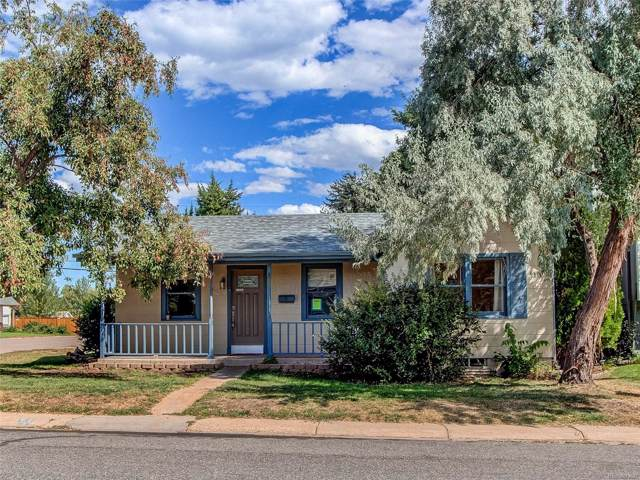 4600 S Pearl Street, Englewood, CO 80113 (MLS #4614857) :: Bliss Realty Group