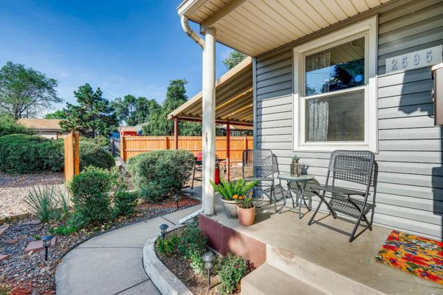 2595 S Washington Street, Denver, CO 80210 (#4623104) :: Bring Home Denver