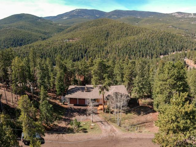 32512 Lodgepole Drive, Evergreen, CO 80439 (#4628877) :: The Healey Group