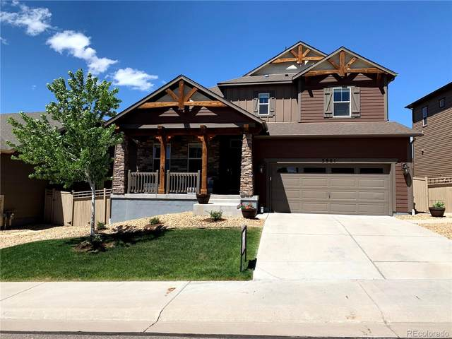 3981 Donnington Circle, Castle Rock, CO 80104 (MLS #4640966) :: 8z Real Estate