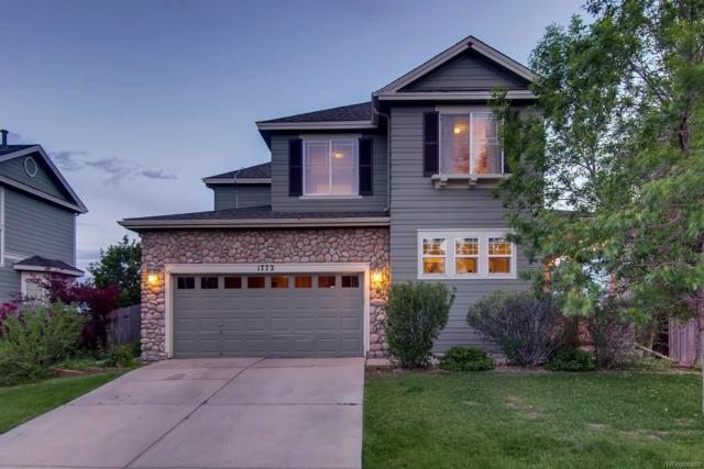 1772 E 164th Place, Thornton, CO 80602 (MLS #4650194) :: 8z Real Estate