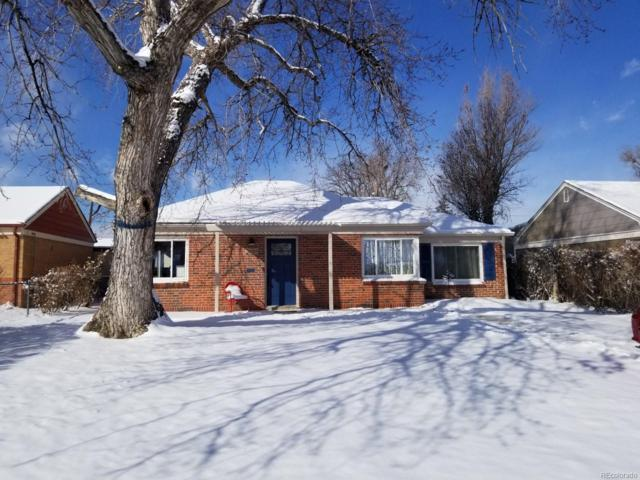 2605 Pontiac Street, Denver, CO 80207 (#4651952) :: The Pete Cook Home Group
