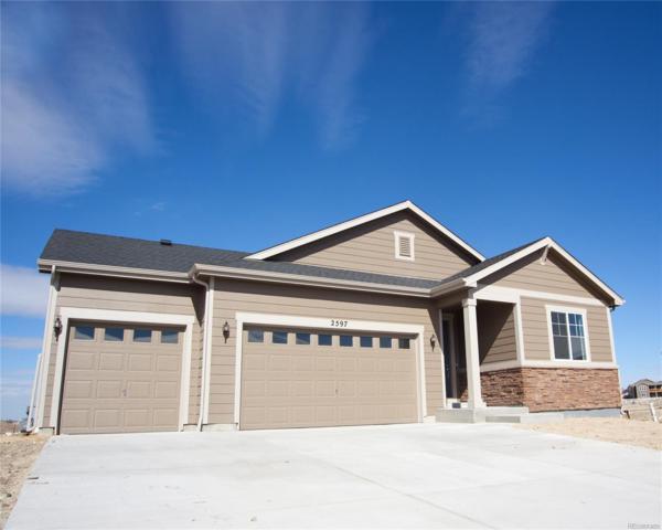 2597 Fair Meadow Place, Castle Rock, CO 80104 (MLS #4651976) :: Kittle Real Estate