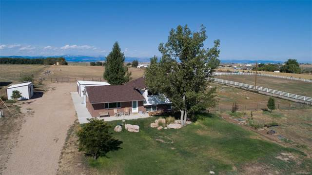 263 County Road 17, Brighton, CO 80603 (#4654202) :: The Heyl Group at Keller Williams