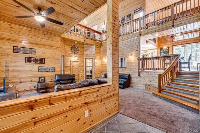 26701 Barkley Road, Conifer, CO 80433 (MLS #4654549) :: 8z Real Estate
