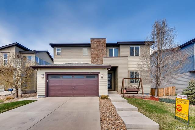 10933 Sedalia Circle, Commerce City, CO 80022 (#4667017) :: The DeGrood Team