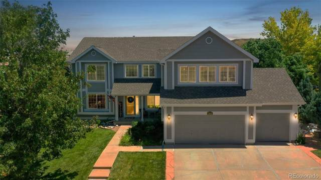 7864 Barkway Court, Lone Tree, CO 80124 (#4684537) :: The DeGrood Team
