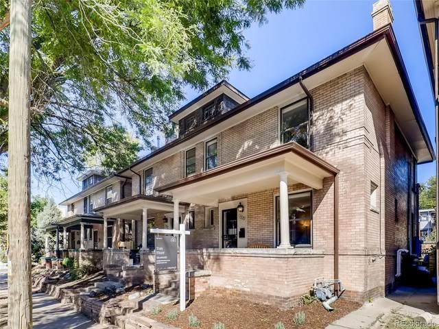 1370 N Humboldt Street, Denver, CO 80218 (MLS #4713852) :: 8z Real Estate