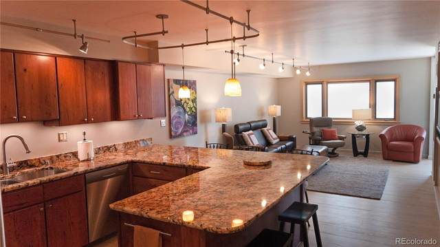1551 Larimer Street #2305, Denver, CO 80202 (#4719684) :: Mile High Luxury Real Estate