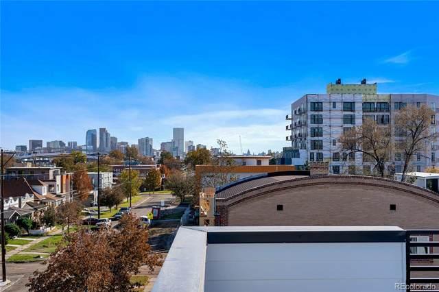 3520 W Conejos Place #13, Denver, CO 80204 (#4720758) :: The HomeSmiths Team - Keller Williams