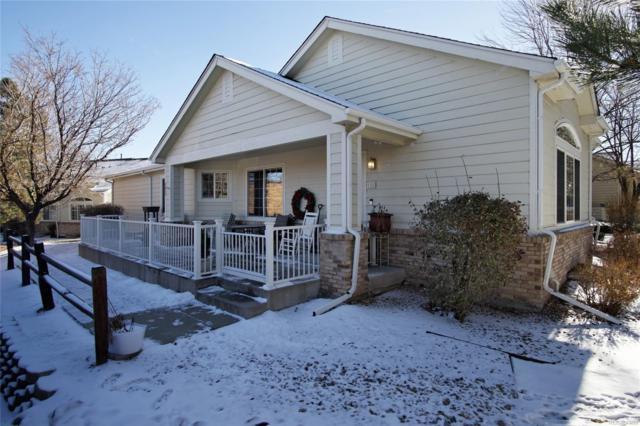 4021 E Geddes Circle, Centennial, CO 80122 (MLS #4725243) :: 8z Real Estate
