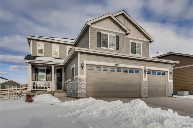 2598 Hillcroft Lane, Castle Rock, CO 80104 (#4726170) :: Finch & Gable Real Estate Co.