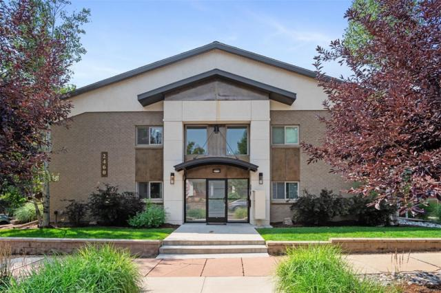 2460 W Caithness Place #107, Denver, CO 80211 (#4727306) :: 5281 Exclusive Homes Realty