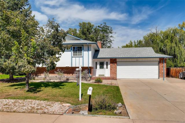 6069 S Marshall Drive, Littleton, CO 80123 (#4738459) :: The City and Mountains Group