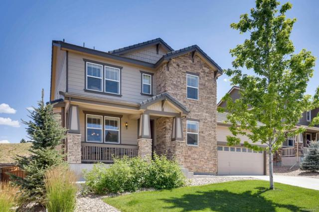 6686 Esmeralda Drive, Castle Rock, CO 80108 (#4752775) :: House Hunters Colorado